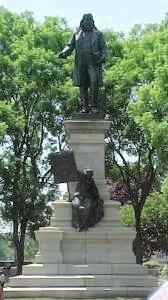 Albert Pike Statue Judidiary Square, Washington, D.C.