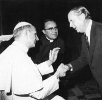 Paul VI, Freemasonry, Freemasons, Freemason, Masonic, Secret Society