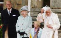 Pope Benedict, Queen Elizabeth, Duke of Edinburgh, Masonic, Freemasons, Freemasonry, Freemason
