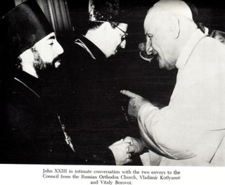 Pope John XXIII, Masonic, Secret Handshake, Freemason