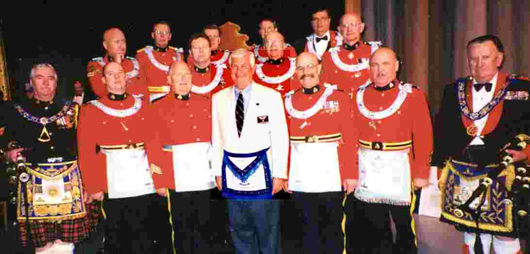 RCMP Degree Team