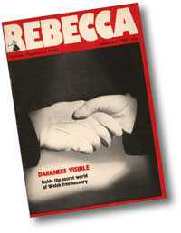 Rebecca Magazine, Darkness Visible, Freemasonry, Freemasons