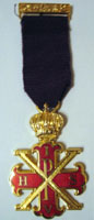 York Rite, Order of the Red Cross of Constantine