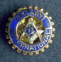 Rotary, Masonic, Freemasons, Freemasonry, Freemason