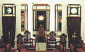South Africa Freemason Lodge