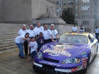 Scottish Rite Nascar