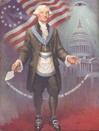 George the Mason, Washington, Freemasonry, Freemasons