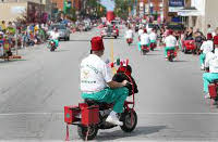 Shriners, Parade, Scooters, Green Pants, Masonic, Freemasons, Freemasonry