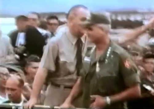 Westmorland, Vietnam, U.S. Army